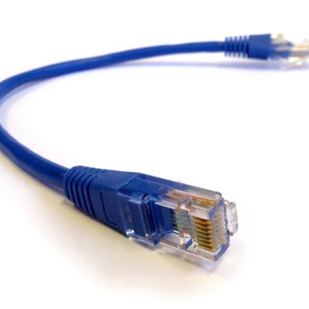 Cat5E & Cat5 Network Cable