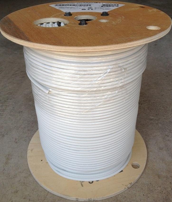 Commscope Rg6 2281 77 Tri Shield Plenum Coaxial Cable