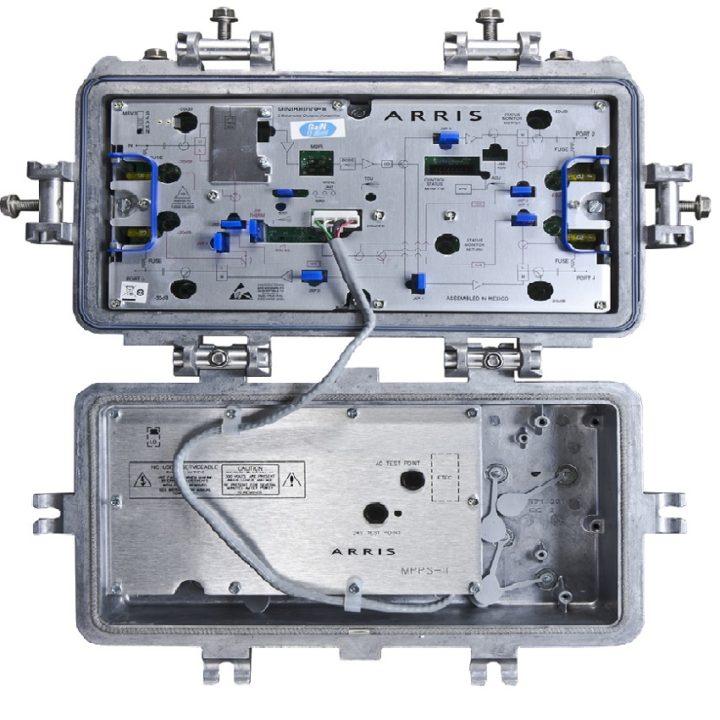 Arris 821000-035-00 MB100K-2HAXH-F-R Mini-Bridger Amplifier