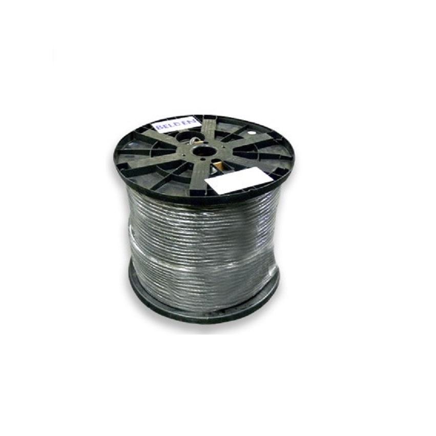 Belden RG11 1617AP 0101000 Plenum Coaxial Cable Black