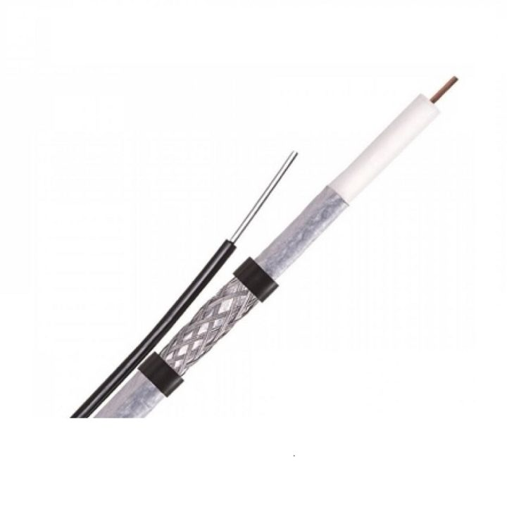 PPC RG11 P11ET77V2PRF Coaxial Cable Messenger Aerial