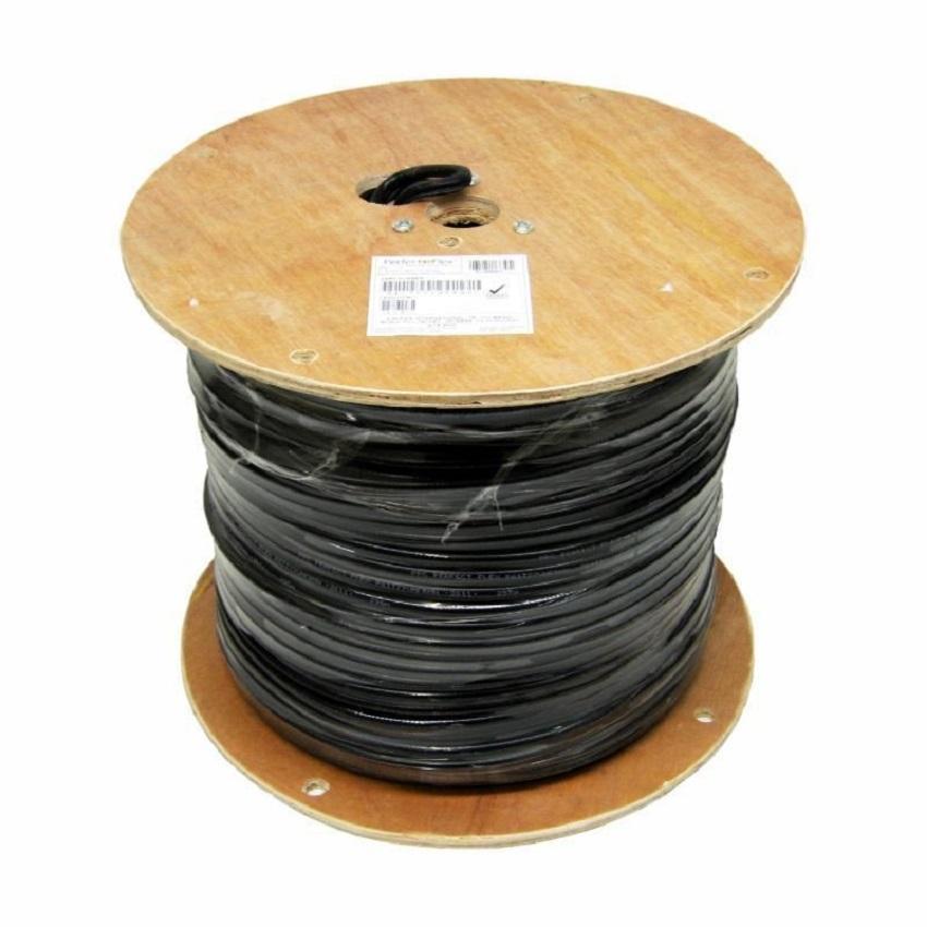 PPC RG6 P6ET77VMPRF Messenger Coaxial Cable