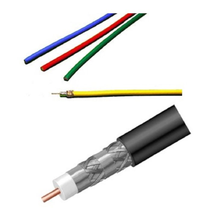Belden and CommScope Headend Cable