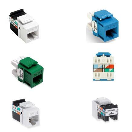 Cat5e Connectors