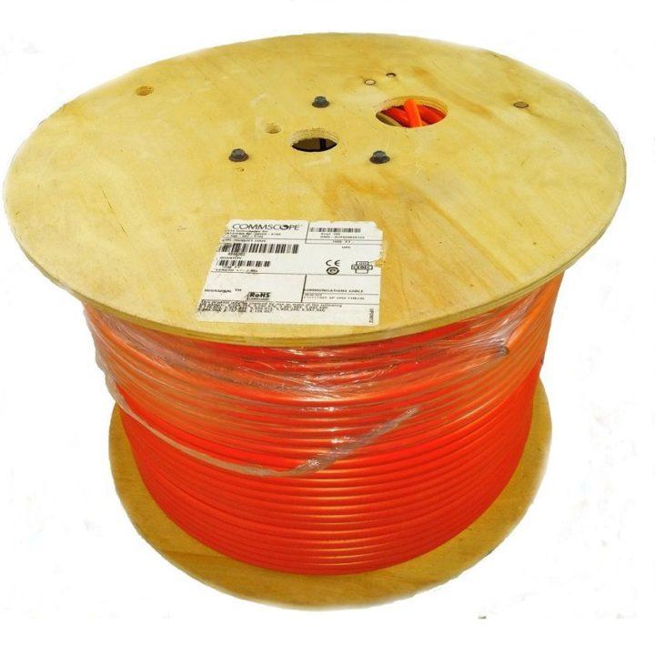 Commscope RG11 F1177TSEF XP Orange Flooded Coaxial Cable