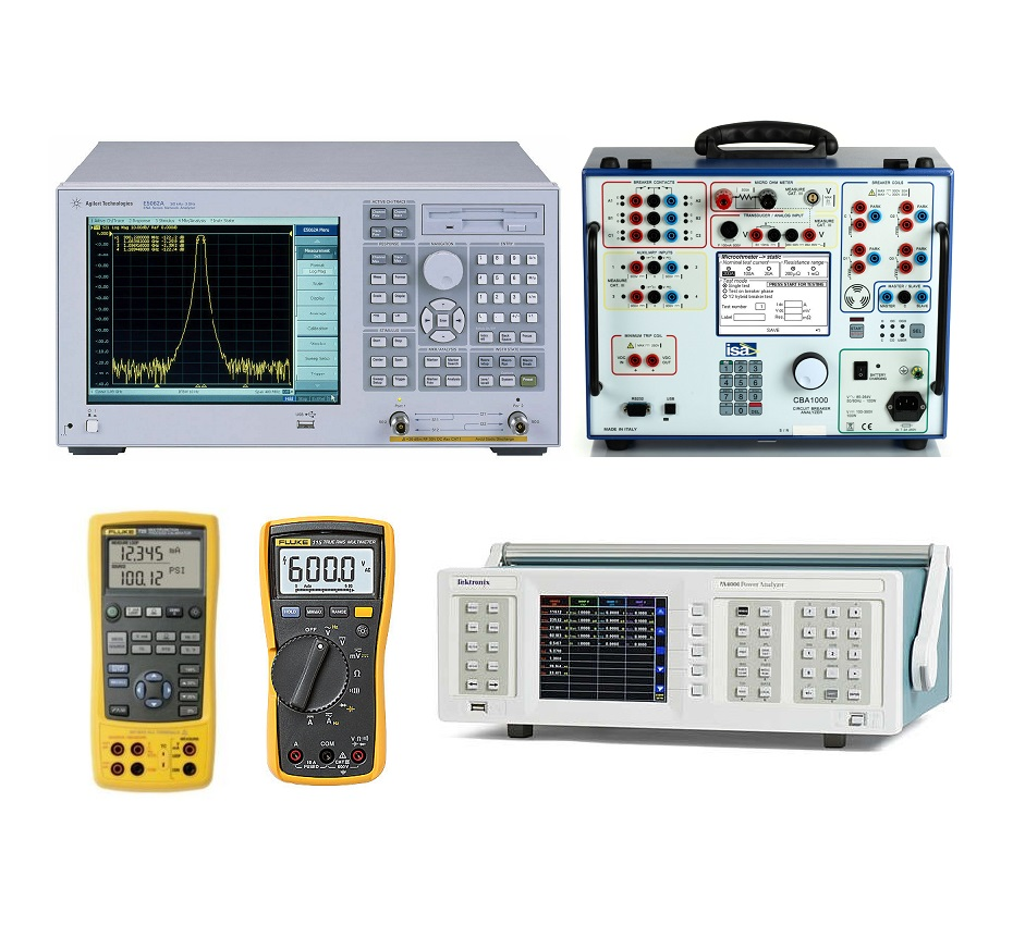 Test Equipment Agilent HP Advantest Aeroflex