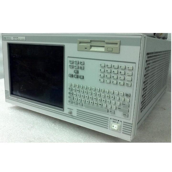 Agilent HP 16702A Logic Analyzer Mainframe